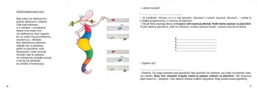 Jak Dżdżownica Akolada O Muzyce Opowiada